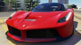 Ferrari LaFerrari 2013 - Forza Horizon 3 - Test Drive Free Roam Gameplay (HD) [1080p60FPS]