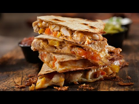 Cheesy Chicken Quesadillas | All You Need Is Cheese