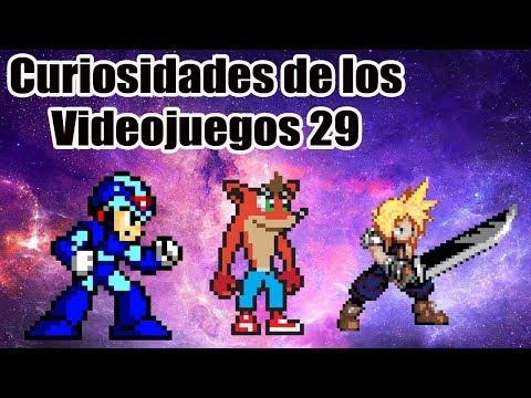 15 Curiosidades de los Videojuegos Parte 29