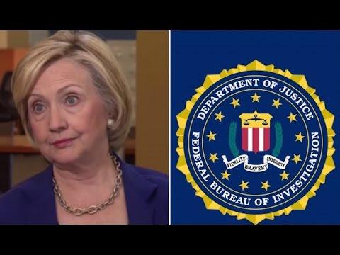 FBI Expands Hillary Clinton Corruption Investigation