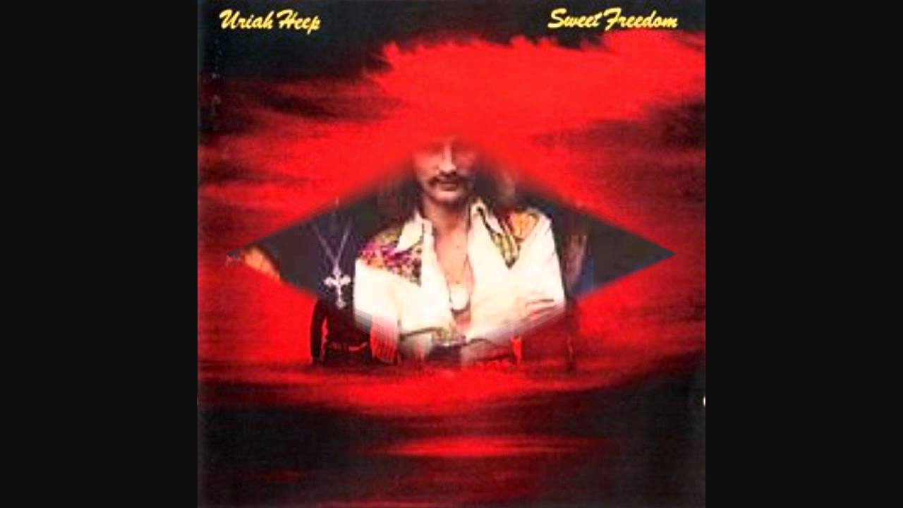 Uriah Heep Seven Stars From Sweet Freedom 1973 Youtube