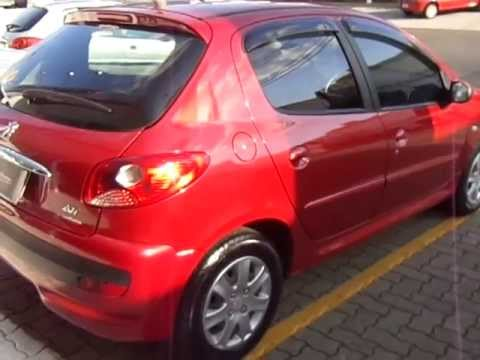 3582250ab Peugeot 207 XR 1.4 8v (Flex) 2011 - YouTube