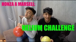 Honza a Marsell: HELIUM CHALLENGE