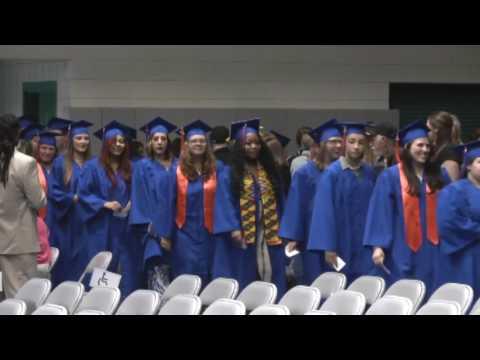 CCC Graduation  5-13-16