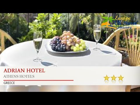 Adrian Hotel - Athens Hotels, Greece