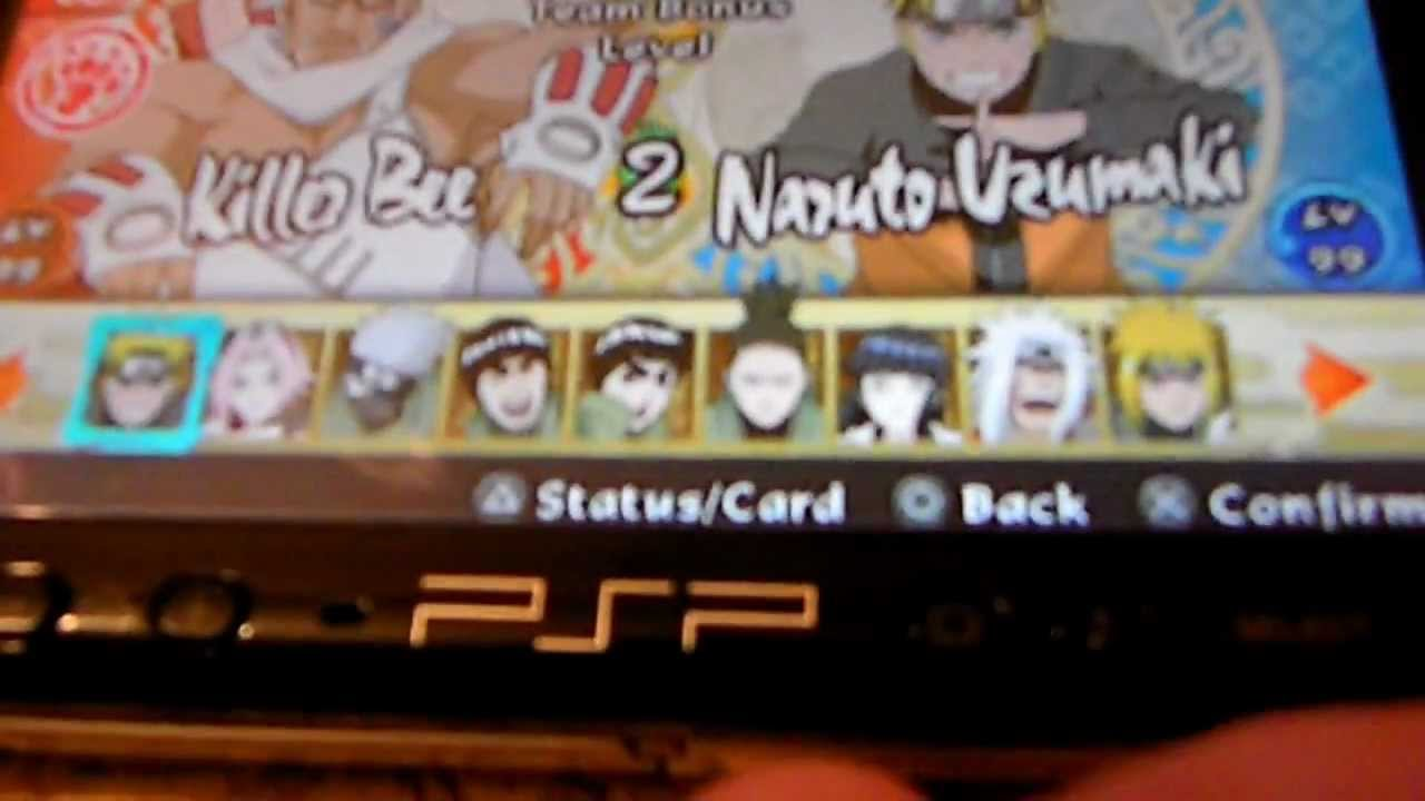 free download naruto shippuden ultimate ninja impact save data psp