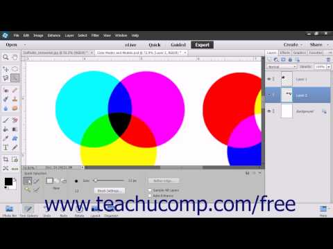 Photoshop Elements 13 Tutorial The Quick Selection Tool Adobe Training