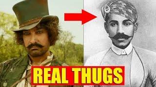 कौन है असली थग्स ऑफ हिन्दोस्तान?? Real Thugs Of Hindostan Story