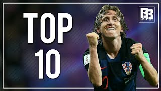 LUKA MODRIĆ ⭐ Top 10 Goals Ever ⭐ HD