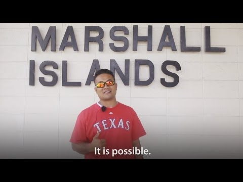 In the Marshall Islands… What's Possible?