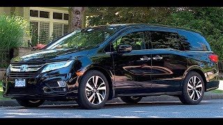 All-New Honda Odyssey Review--PUSHING THE PRICE UP
