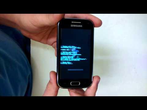 Dr.Celular - Samsung i8160 Ace 2 - Hard Reset - Desbloquear - Resetar