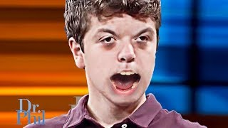 Dr Phil Literally HATES This Kid