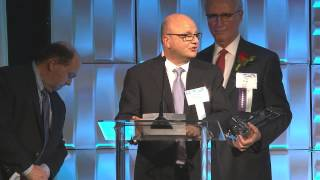 Randy Khalaf of UGN - 2014 Large Private CFO of the Year Award Winner