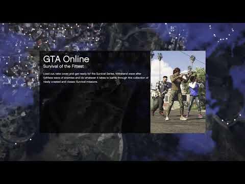 GTA Online live stream October 20th, 2019