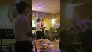 Gizem KARA'ya Kafe Karadeniz'de Doğum Günü Süprizi