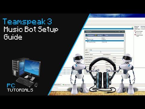 Teamspeak 3 Music Bot Setup Guide