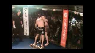 DISORDERLY CONDUCT MMA Heartbreakers Ted Worthington  vs.  Robert Rojas  2/23/13