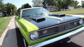 1970 plymouth duster for sale at www coyoteclassics com