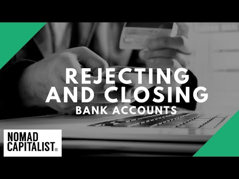 Why Offshore Banks Reject and Close Accounts