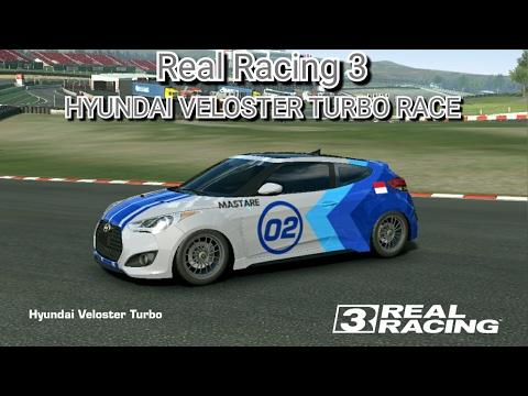 Real Racing 3 (HYUNDAI VELOSTER TURBO RACE)