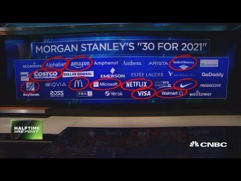 Traders debate Morgan Stanley's stock picks for 2019