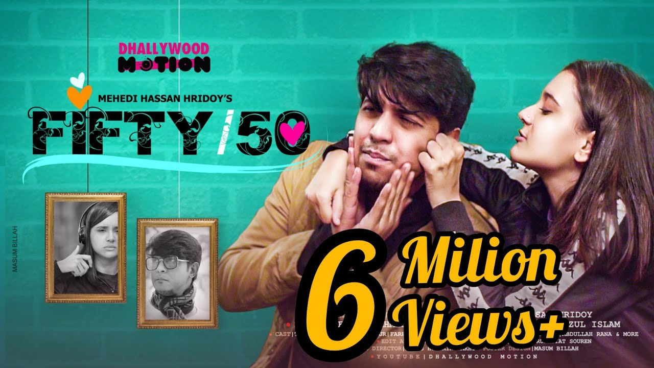 Download Fifty Fifty | Tawsif Mahbub | Sabila Nur | Mehedi Hassan Hridoy | Eid Natok 2020