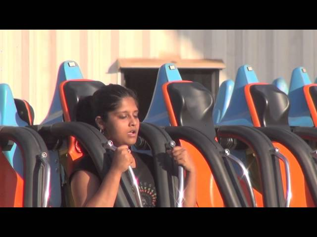 The Sream Machine at Adlabs Imagica Travel Video