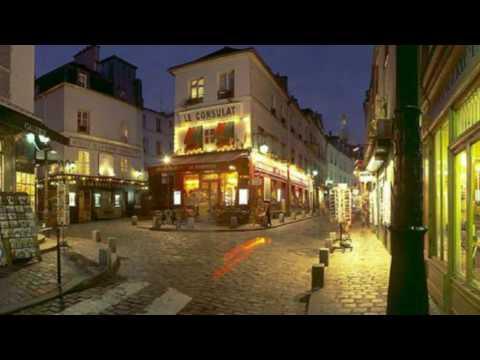 París  - La Boheme- (Charles Aznavour)