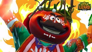 ANCIENT TOMATO HEAD IS SUMMONED!!! - Part 2 - Fortnite Short Film