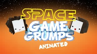 Game Grumps Animated: Space Grumps!