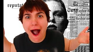TAYLOR SWIFT - REPUTATION album REACTION & REVIEW