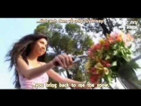 [HQ/Eng subbed/lyrics] Thuy Tien - Giac Mo Tuyet Trang MV
