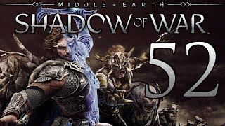 Middle-Earth: Shadow of War playthrough pt52 - Taking Out New Initiates