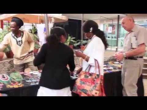 KENYA WORLDWIDE FASHION WEEK 2014- EXHIBITIONS 30 / 31 AUGUST @ THE VILLAGE MARKET