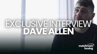 Dave Allen on split with Darren Barker, Feb 8th's ring return & his stable of fighters