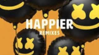 Marshmello ft. Bastille - Happier (yonoDJ Remix)