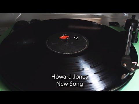 Howard Jones - New Song (1984)