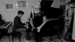 Nathalie Tineo & Mark Wenzel - Locked Out Of Heaven (Bruno Mars Cover)