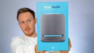 Amazon ECHO Studio UNBOXING: Is It WORTH IT?