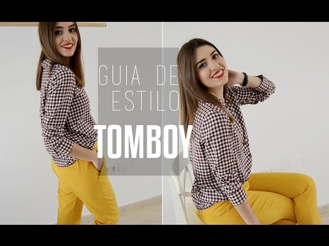 Guía de estilo | Tomboy
