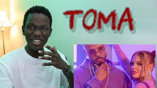 Baixar NIGERIAN Reacts To Luísa Sonza, MC Zaac - TOMA (Official MV) || Life of Vic