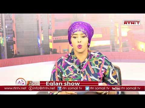 Repeat EGLAN SHOW iyo Fanaanada Maryan Mursal Ciise by RTN Somali TV