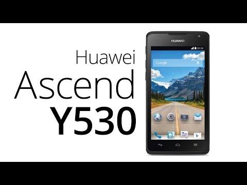 Huawei Ascend Y530 (recenze)