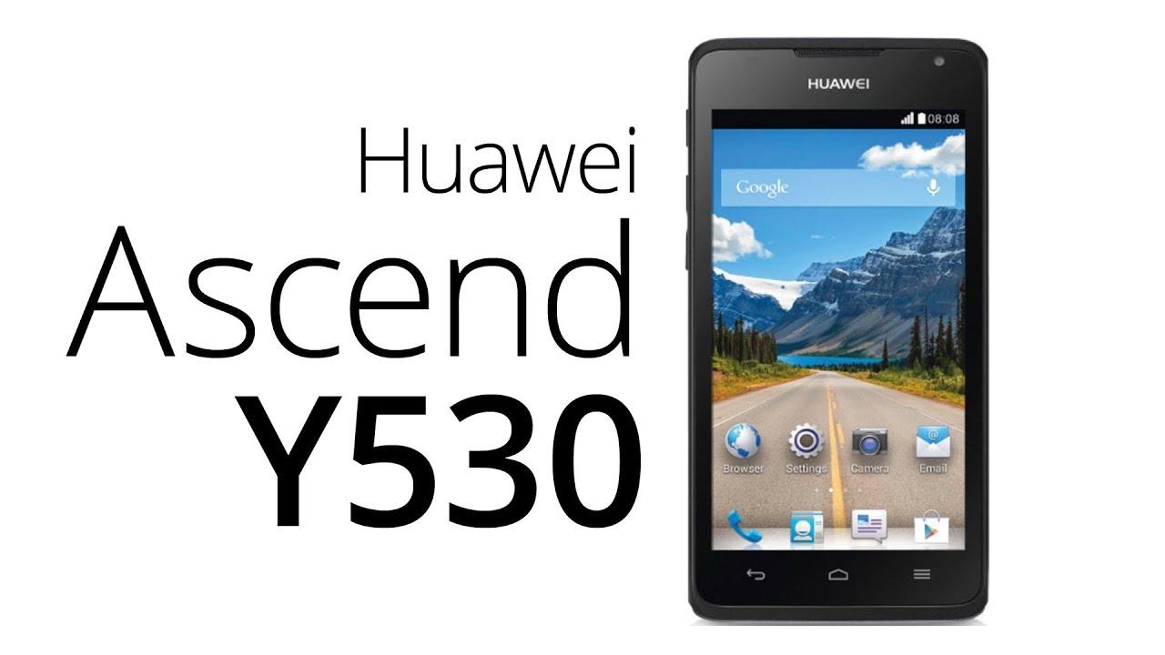 Huawei Ascend Y530  Recenze