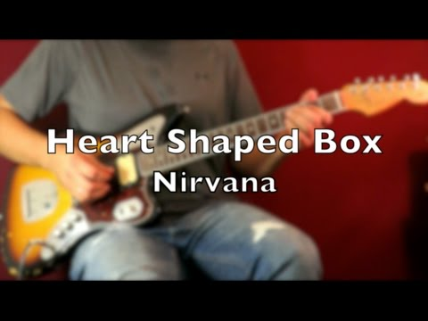 Heart Shaped Box - Nirvana [Without Voice] - (Guitar Cover) | Félix Fuentes.