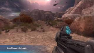 Halo: Reach - Achievement: If They Came To Hear Me Beg HD thumbnail