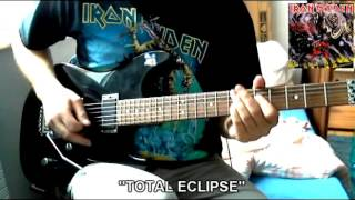 "Iron Maiden - ""Total Eclipse"" cover"