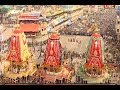 Lalkhs throng Puri to witness world famous Rath Yatra