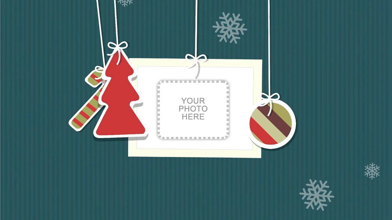 Tarjetas de navidad corporativas animadas